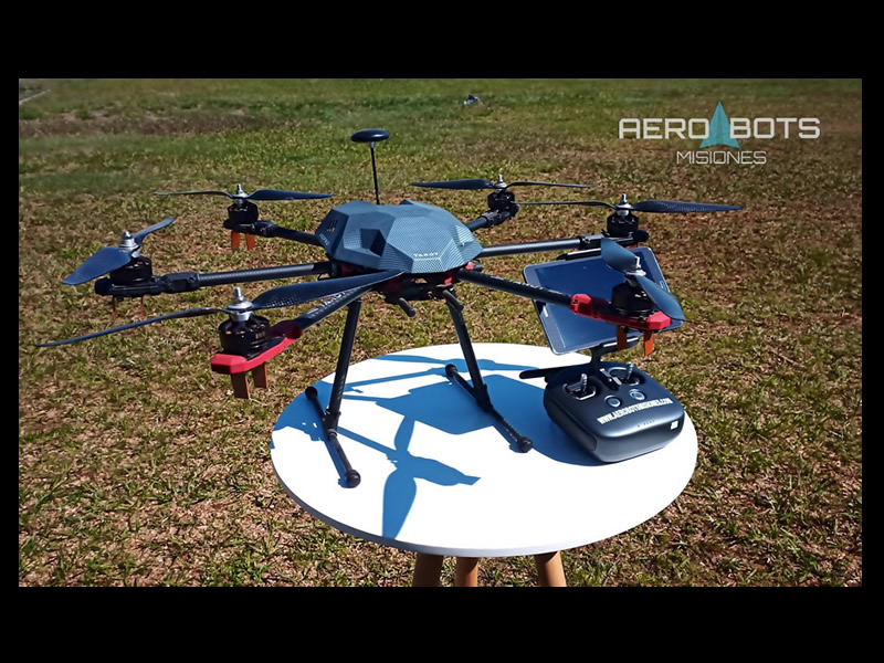 HEXACOPTER TAROT 690